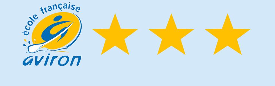 La fédération à attribué 3 étoiles – par cnar le 12/04/2017 @ 19:46